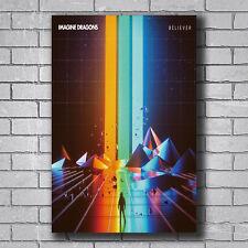 24x36 14x21 40 Poster Imagine Dragons Album Music Art Hot P-4247