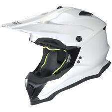 Nolan N53 MX Smart Motorcross Motox Motorcycle Helmet - Pure White