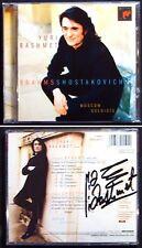 Yuri Bashmet SIGNED Brahms Shostakovich Viola String sinfoniata Moscow Soloists