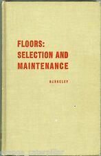1968 Floors Selection Maintenance Vinyl Asbestos Tile Flooring Azrock Uvalde