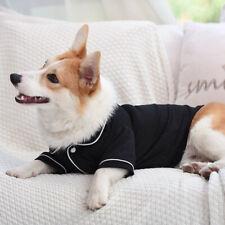 Puppy Dog Cat Jumpsuit Small Pet Clothing Bear Pajamas Dog Teddy Apparel LJ