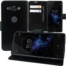 "Móvil Funda Protectora para Sony Xperia XZ2 Compact 5.0"" Cartera con Tapa"