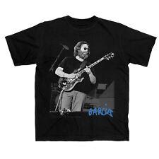 Authentic JERRY GARCIA Live Portrait T-Shirt Black S M L XL 2XL NEW