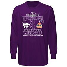 Kansas State Wildcats 2013 Fiesta Bowl long sleeve t-shirt new K-State Football