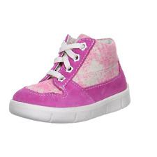 Superfit Ulli Mädchen Schnürschuhe Batik Glitzer Pink Kombi Gr 19 - 25