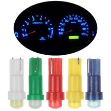 Multi-color Wedge Car Interior Bulbs Dashboard Light Auto Gauge Instrument