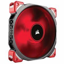 Corsair ML140 Pro LED, Red, 140mm Premium Magnetic Levitation Cooling Fan CO-905