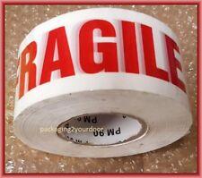 Fragile Tape High Tack PM90 - 48mm x 150m Per Roll Choose Qty