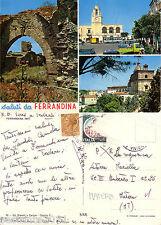 B47 - Cartolina - FERRANDINA - MATERA - VARIE VEDUTE
