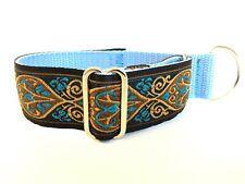 Collar de martingala Galgo Whippet italiano Galgo media tracción ajustable