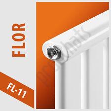 RADIATEUR de chambre - panneau simple- ultra plat - FLOR - Blanc
