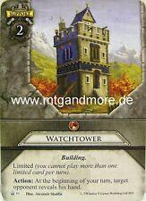 Warhammer Invasion - 1x Watchtower  #055
