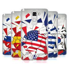 HEAD CASE DESIGNS FOOTBALL BREAKER SOFT GEL CASE FOR LG PHONES 3