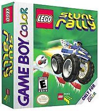 ***LEGO STUNT RALLY GAME BOY COLOR GBC COSMETIC WEAR~~~