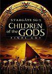 Stargate SG-1: Children of the Gods (DVD, 2009, Final Cut) TV Series