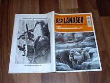 """LANDSER  2781 -- """"FEUERKOMMANDO"""" // Winterschlacht im Süden der Sowjetunion"""