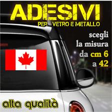 valigia e PC motivo: bandiera Italia moto 6 adesivi in vinile per auto