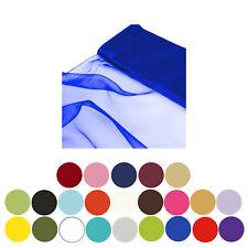 """12"""" x 10 yds Chiffon Fabric  Bolt for ceiling decoration - Wedding Decorations"""