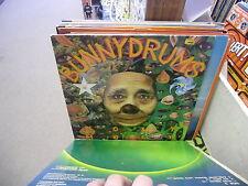 BUNNYDRUMS Holy Moly vinyl LP 1984 Fundamental Records EX UK Import + Insert