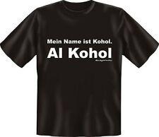 T-Shirt -  Mein Name ist Kohol. AL KOHOL - S - XXXL