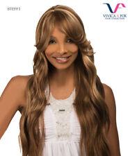 "VIVICA A FOX Steffi 29"" Lunga a Strati Loose corpo WAVE PS Parrucca di capelli sintetici ad aletta"