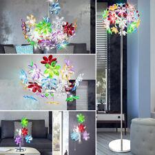 LED Fleurs Couvercle Lumières RGB Télécommande Variateur Mur Table Pied Lampes