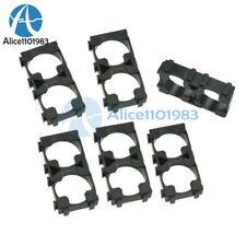 4/10/50PCS 1x2 Battery Spacer 18650 Radiating Shell Pack Plastic Heat Holder