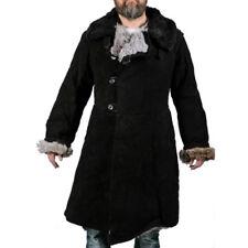 BEKESHA Sheepskin Coat TULUP Russian Winter Coat Bekesha | Sizes M-5XL/RU48-60 |