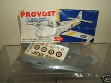 KIT Airfix Modello No. XX JET PROVOST T mk.3 disfatto Giallo a Righe BORSA KIT