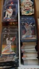2018 Topps Chrome Base Baseball Cards You Pick UPick From List Lot 1-200