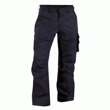 DASSY Stark 200721 Multi Pocket Canvas Work Trousers - Navy Blue