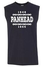 PANHEAD YRS Sleeveless T-shirt - S to 3XL - Harley Davidson Biker Sturgis