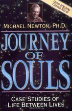Journey of Souls: Case Studies of Life Between Li... by Michael Newton Paperback