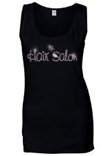 Peluquería Rosa De Cristal De Diseño Chaleco Peluquerías cabello accesseries (Cualquier Tamaño)