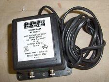 Transformador de sistema de seguimiento de medianoche R1 Hg 014 salida de 4.8V DC 10VA Negro 6
