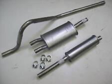 Auspuff Auspuffanlage Schalldämpfer Ford Taunus P5 P7 17M 20M Bj. 65-71