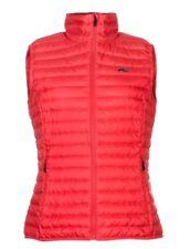KJUS Cypress femmes duvet Gilet rouge toutes tailles neuf avec étiquette