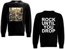RAVEN - Rock Until You Drop - Sweat-Shirt Sweater Pulli - Größe Size M - Neu