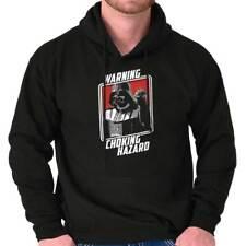 Space Galaxy Evil Choking Hazard Nerdy Geeky Hooded Sweatshirts Hoodies For Men
