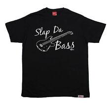 Slap Da Bass prohibidas miembro Camiseta Camiseta Cuerdas de Guitarra Instrumento De Regalo De Cumpleaños