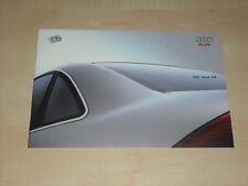 39828) Audi A6 Prospekt 02/1997