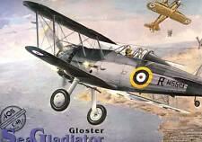 Roden Gloster Sea Gladiator seagladiator Modello Kit - - 1:48 Nuovo Ovp Suggerimento KIT