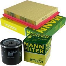 Mann-Filter Set Filtro dell'olio filtro aria Ispezione Pacchetto mol-9308777