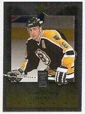 95/96 DONRUSS ELITE DIE CUTS UNCUT PARALLEL Hockey (#1-110) U-Pick from List
