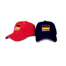 Fußball Fan Caps Mützen von der deutschen