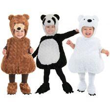Toddler Bear Costume Baby Kids Halloween Fancy Dress