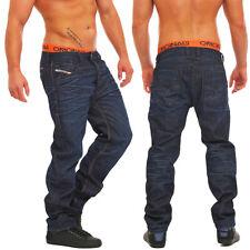 DIESEL Brave Fort 0806w 806w Jeans Uomo Pantaloni Regular Straight NUOVO
