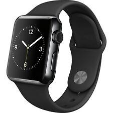 Apple Watch Series 2 - Stainless Steel - GPS - Black -Stainless Steel - 38MM 42M