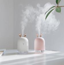 Diffuseur d'huiles essentielles fun aromathérapie pas cher électrique usb