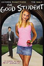 The Good Student DVD, William Sadler, Hayden Panettiere, Tim Daly,